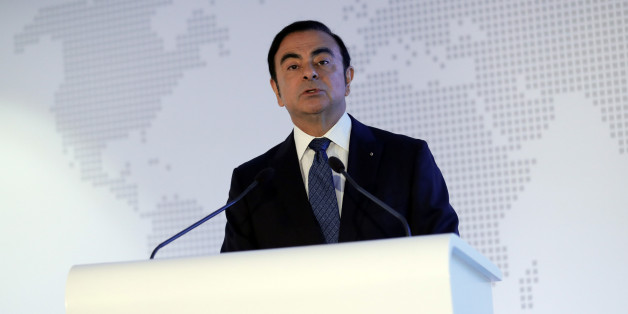 Carlos Ghosn, Chairman and CEO of the Renault-Nissan Alliance