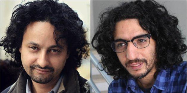 Les journalistes et auteurs Hicham Houdaïfa (à gauche) et Mohamed Sammouni (à droite) se sont penché sur le radicalisme religieux au Maroc à travers des enquêtes et des reportages.