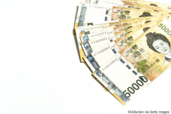 korea money