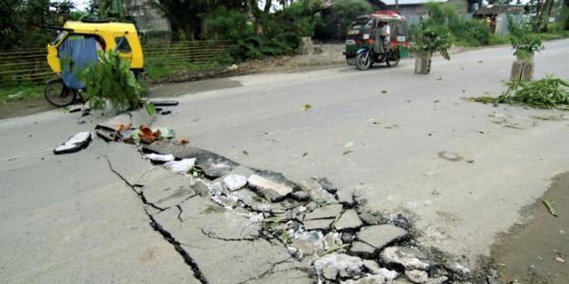 Séisme aux Philippines: Quatre morts et des dizaines de blessés