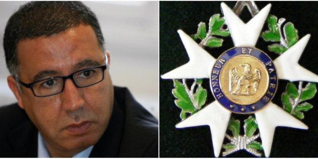 Le Marocain Adam Hachimi reçoit la Légion d'honneur