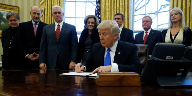 Zweifel über Zurechnungsfähigkeit: Wie nur neun US-Politiker Donald Trump entmachten könnten