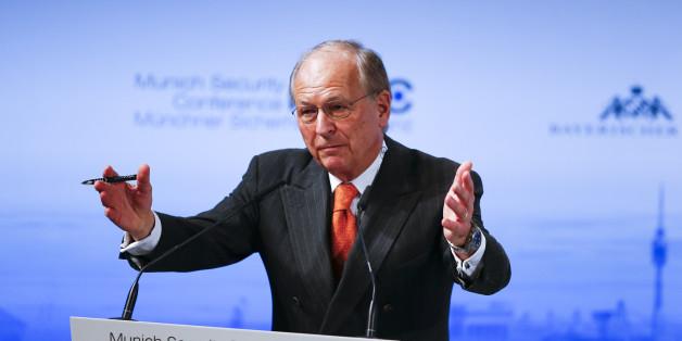 Chef der Münchner Sicherheitskonferenz warnt vor Trump und dem Auseinanderbrechen der EU