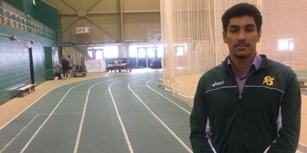 """Refoulé, un athlète d'origine marocaine interrogé sur une """"connaissance"""" en Syrie"""