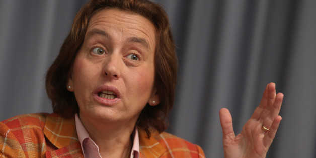 AfD-Frau Beatrix von Storch beschuldigt SPD-Vize Ralf Stegner, Drogenprobleme zu haben