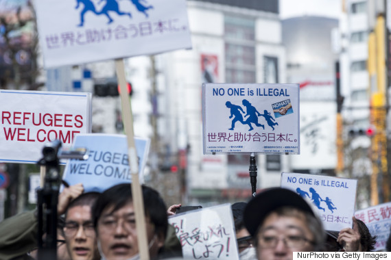 refugee japan