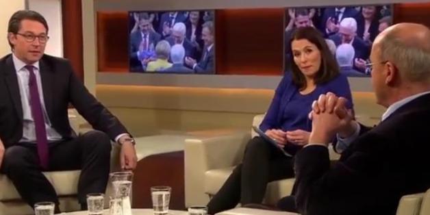 """Bei """"Anne Will"""" ging es am Sonntagabend um die Wahl Frank-Walter Steinmeiers zum Bundespräsidenten"""