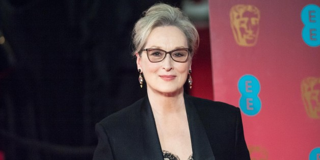 LONDON, UNITED KINGDOM - FEBRUARY 12: Meryl Streep attends the 70th British Academy Film Awards (BAFTA) ceremony at the Royal Albert Hall on February 12, 2017 in London, England.