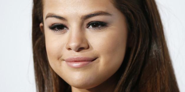 Singer Selena Gomez poses at We Day California in Inglewood, California, April 7, 2016. REUTERS/Danny Moloshok