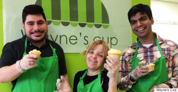 waynes cup
