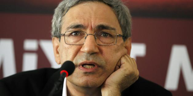 Literaturnobelpreisträger ruhig gestellt: Wie türkische Medien Erdogans Präsidialsystem unterstützen