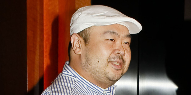 In a picture taken on June 4, 2010 Kim Jong-Nam, the eldest son of North Korean leader Kim Jong-Il, stands during an interview with South Korean media representatives in Macau.  Kim Jong-Nam was in the limelight with Seoul's JoongAng Ilbo newspaper carrying a snatched interview with him at a hotel in Macau. Jong-Nam declined knowledge of the warship incident, it reported, and said his father is 'doing well'.  North Korean Leader  Leader Kim Jong-Il on June 7 attended a rare second annual session