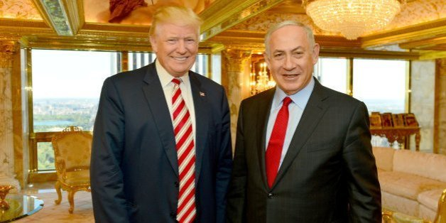 Israël, l'un des sujets sur lesquels Trump commence enfin à rétropédaler