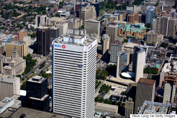 bank of montreal building toronto