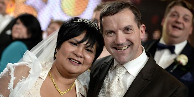 Narumol und Josef sind seit 2010 verheiratet.