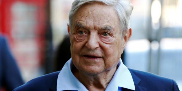 Der Star-Investor George Soros setzt auf einen Kollaps der Finanzmärkte unter Trump