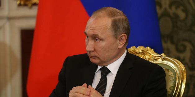 Streit spitzt sich zu: So genervt ist Putin von US-Präsident Trump