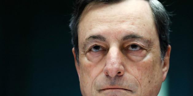 EZB-Chef Mario Draghi arbeitet an einem Plan, der für die deutschen Steuerzahler teuer werden könnte
