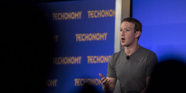 Mark Zuckerberg hat sich in einem Brief an die Nutzer Facebooks gewandt