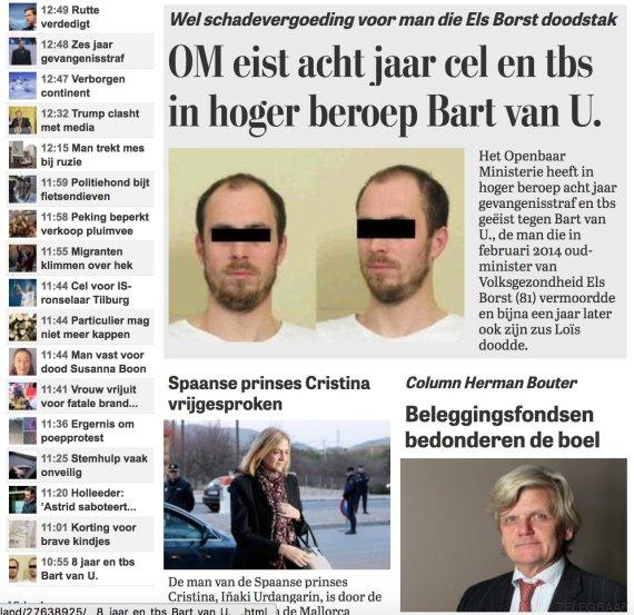 prensa holanda