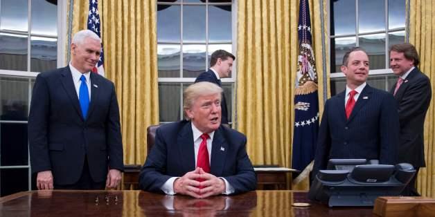 Donald Trump plant offenbar, die Nationalgarde gegen illegale Einwanderer zu mobilisieren