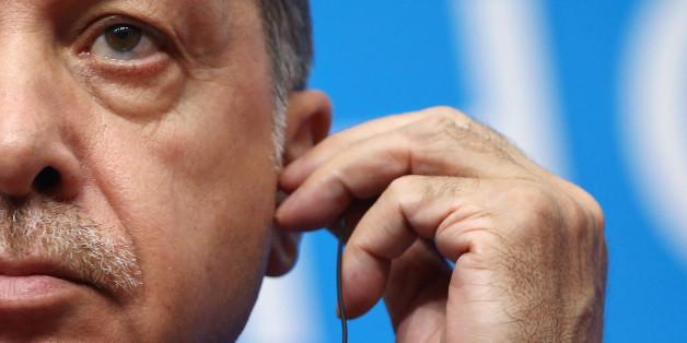 Erdogan lässt Türken in vielen Ländern Europas bespitzeln