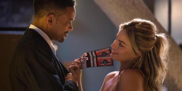 """Die beiden Trickbetrüger Nicky (<a href=""""http://www.isnottv.com/cast/0000226"""" target=""""_blank"""">Will Smith</a>) und Jess (<a href=""""http://www.isnottv.com/cast/3053338"""" target=""""_blank"""">Margot Robbie</a>) sind nicht nur beruflich auf einer Wellenlänge. <a href=""""http://www.isnottv.com/showtime?ref=tt2381941"""" target=""""_blank"""">""""Focus""""</a> ist neu auf Netflix."""