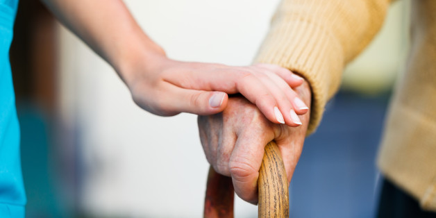 As An Unpaid Carer For My Disabled Husband, I Fear 'Just Managing' Is A Cliff Edge From Poverty