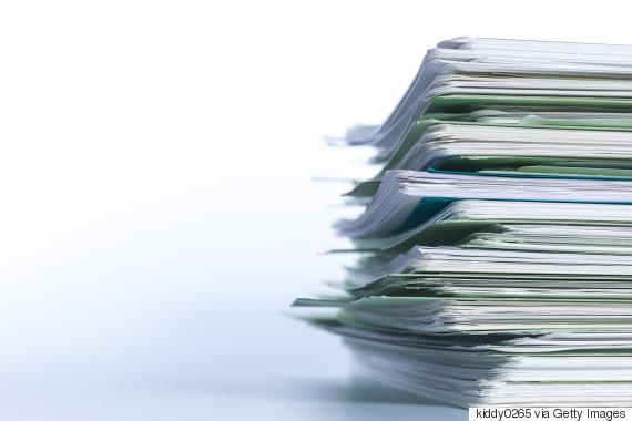 report documents