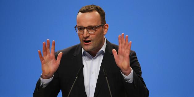 Jens Spahn will mehr Geld für Verteidigung als für Soziales ausgeben
