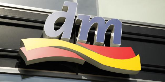 (GERMANY OUT) dm drogerie logo (Photo by Bildquelle/ullstein bild via Getty Images)