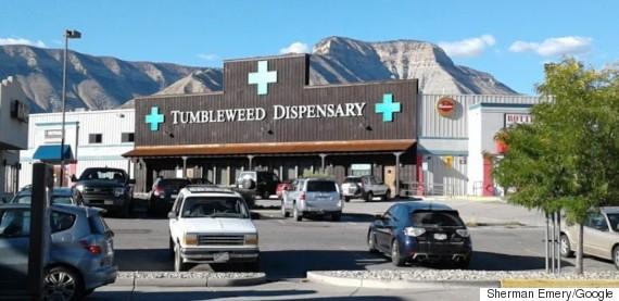 tumbleweed dispensary