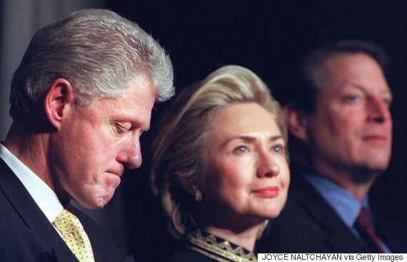 bill clinton impeachment trial