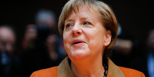 Merkel kann sich freuen - die Union überholt wieder die SPD