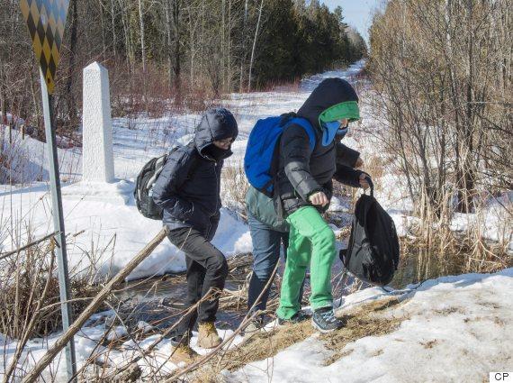 asylum claimants canada
