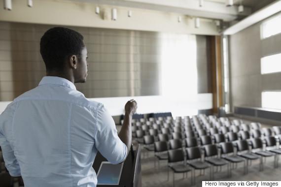 preparing for speech