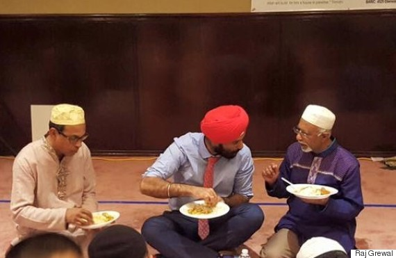 sikhs and muslims