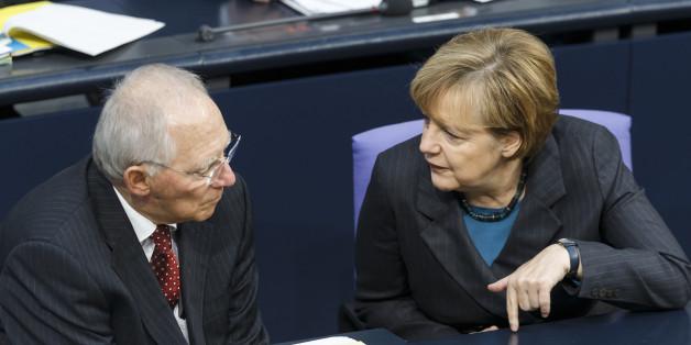 Für Schäuble und Merkel kehrt die Griechenland-Krise zurück