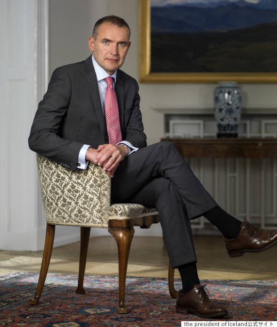the president of iceland