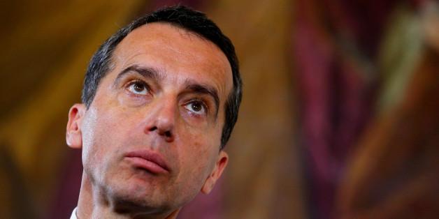 Österreichs Kanzler Christian Kern will Firmen subventionieren, die nur in Österreich lebende Personen anstellen