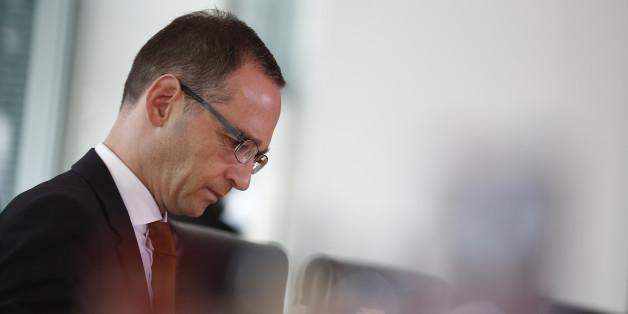 Heiko Maas und die SPD müssen für ihren Vorstoß bei der Begrenzung von Managergehältern viel Kritik einstecken