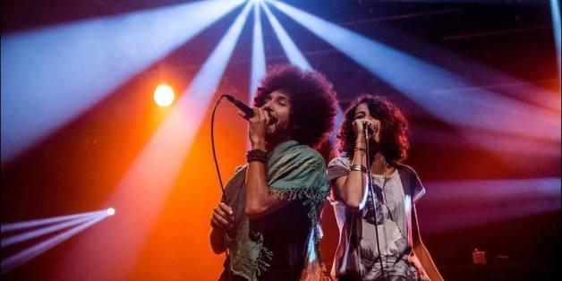N3rdistan sort son premier album et part en tournée