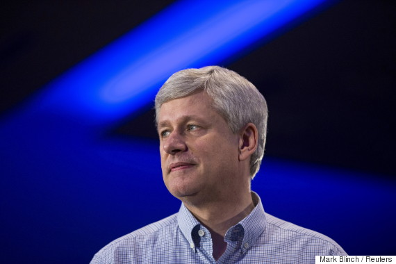 stephen harper speak