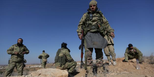 Meilenstein für Erdogan: Syrische Rebellen erobern IS-Hochburg