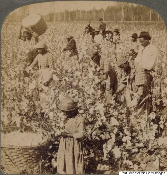 slavery canada