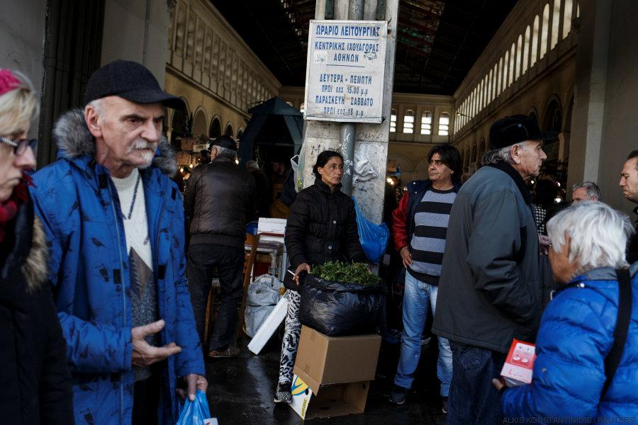pobreza grecia