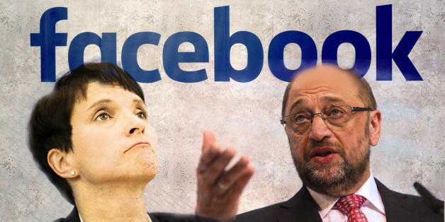 Frauke Petry und Martin Schulz - zwei Seiten einer Medaille?