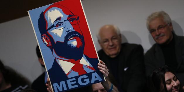 """Martin Schulz will die """"Ehe für alle"""" zum Wahlkampfthema machen"""