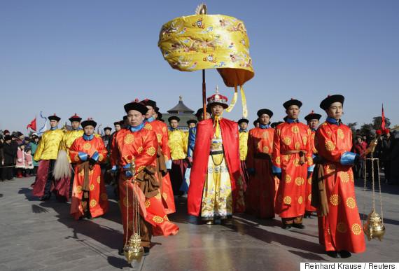 ming dynasty emperor
