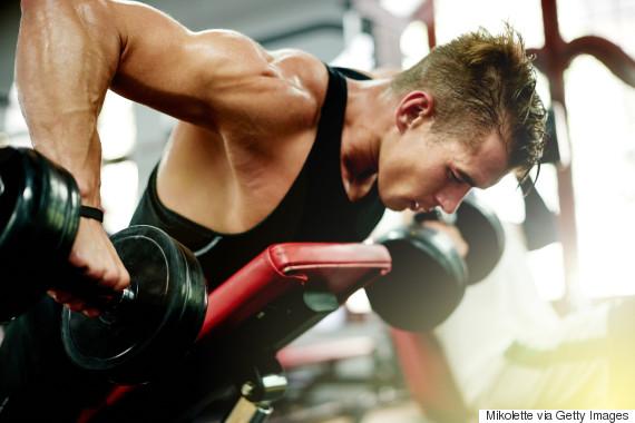 strong man gym